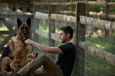 Movie Still from The Lucky One