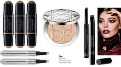 The Beauty Cove: AUTUNNO INVERNO 2016-17 • DIOR MAKEUP • SKYLINE