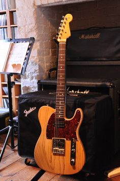 the continuing evolution of the strelecaster with jascar frets on it now