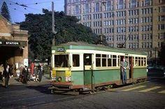 St James Melbourne Tram, Metro Rail, Light Rail, Saint James, Public Transport, Trains, Sydney, Past, Transportation