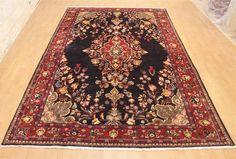Handgeknüpft orientalisch Teppich 366 x 236 cm carpet