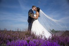Kleur op de heide 😍 Wedding Dresses, Fashion, Bride Dresses, Moda, Bridal Gowns, Fashion Styles, Wedding Dressses, Bridal Dresses