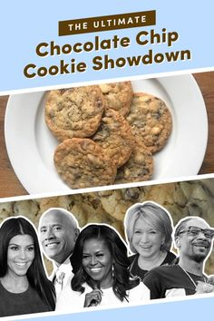 I Tested Five Famous Chocolate Chip Cookie Recipes To Find The Best One