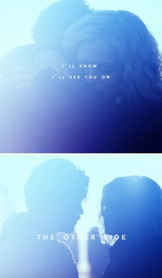 I know I'll see you on the other side💙 All You Can, See You, Series Movies, Tv Series, The 100 Quotes, Mortal Instruments Books, I Ship It, Himym, Bellarke