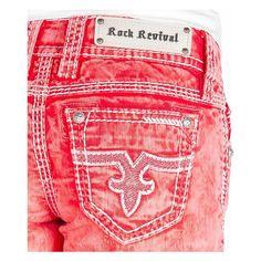Rock Revival Jacklyn Stretch Short
