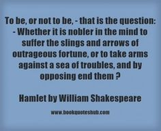 Shakespeare Quotes To Be Or Not To Be (4)