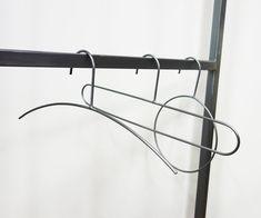 Iko Iko Handmade Steel Clothes Hangers