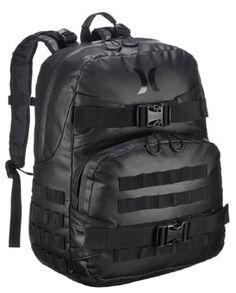 f0da77a6b5a COMMANDER TRAVEL SKATE BACKPACK MENS BACKPACK -  65.00 Skate Backpack,  Hurley, Backpacker, Surf