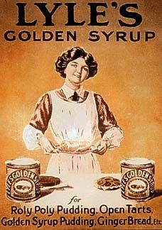 London: Lyle's golden syrup