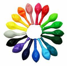 Ballon-Farben < Ballonprofis - Ballons und Werbemittel