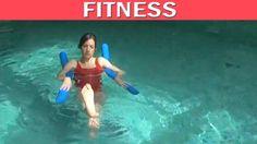 Aquagym vidéo : comment muscler ses abdominaux ?