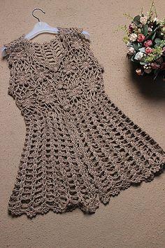 crochet tunic crochet one piece crochet swimsuit Crochet jacket et item 1027 http://ift.tt/1OKXX8V mooncakeshop January 06 2016 at 03:29AM crochet tunic crochet one piece crochet swimsuit crochet sunsuit onepiece dancewear crochet bridal dress Crochet jacket crochet skirts crochet dancewear crochet dress