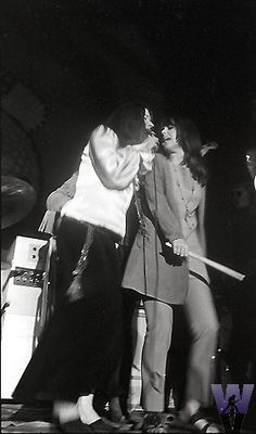 rare janis joplin photos | Grace Slick Fine Art Print Winterland (San Francisco, CA) Dec 31, 1967