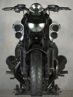 Yamaha V Max 174 BHP