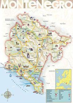About Montenegro - Montenegro Travel Idea
