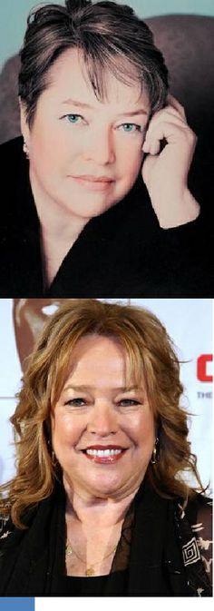 Novice Female 72 Nai'   xyy  Kathy Bates  Actor (Misery, Titanic).