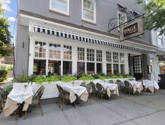 Hamptons vacation: Our picks for the best restaurants in the Hamptons this summer: Page at 63 Main