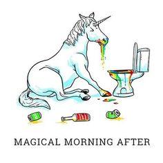Unicorn Steve Friday night!  Hahaha