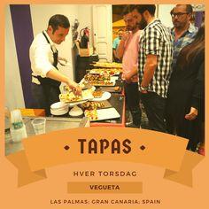Ruta de la Tapa (in Norwegian) #digitalnomads #laspalmas #vegueta #tapas