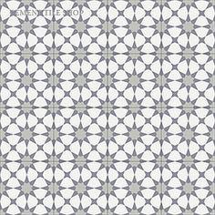 Agadir pattern-cement tile