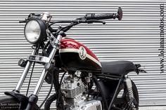 """LM#34 """"Cherry"""" Suzuki GN125"""