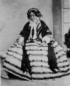 Queen Victoria's mother, The Duchess of Kent
