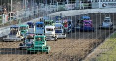 Paradise Valley Speedway, Rotorua, New Zealand 25.12.2012 by bluheeler56
