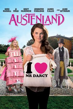 Austenland by Shannon Hale {Book AND Movie Review} http://mysocalledchaos.com/2014/08/austenland-by-shannon-hale-book-and.html