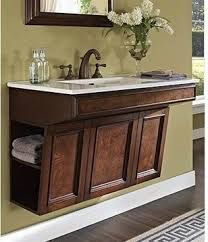 Image result for wheelchair accessible vanity cabinets