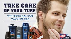 college football personal care products fall 2016 #sponsored #WMturfcare