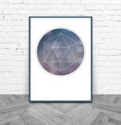 Zen Digital Download Photo, Minimalist Art, Sacred Geometry Wall Art, Fine Art Photography, Yoga art, Mindful Print, Sacred geometry Print