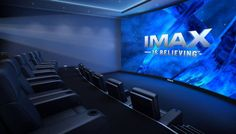 IMAX Private Theatre Brings the IMAX Experience to Your Home