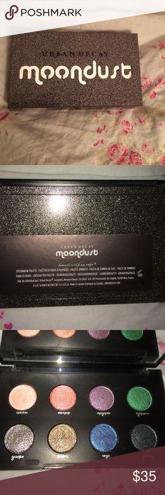 Moondust Palette--Holding Like-new condition. Authentic from Sephora. Urban Decay Makeup Eyeshadow