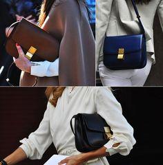 5f50b4b5c Celine Cobalt Pony Hair Box Bag | Celine Love : ) | Pinterest .