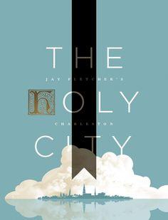 THE_HOLY_CITY_J_FLETCHER_GRAPHIC_USA
