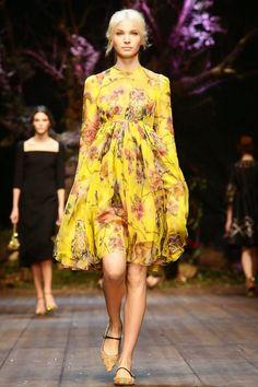 Mis Queridas Fashionistas: Dolce & Gabbana Ready To Wear Fall/ Winter 2014 - Milan Fashion Week (Part I)