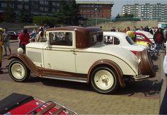 1929-32 Škoda 430 Coupé
