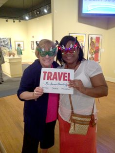 The Arkansas Welcome Center Tour visits the Delta Cultural Center in Helena, AR in support of National Travel & Tourism Week. #NTTW14 #VisitArkansas