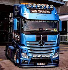 Mercedes Actros, Mercedes Benz Maybach, Mercedes Benz Trucks, Volvo Trucks, Mb Truck, Truck Art, Show Trucks, Big Rig Trucks, Mercedes Benz Commercial
