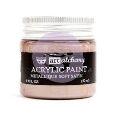 PreOrder - Prima Marketing - Art Alchemy - Metallique - Soft Satin