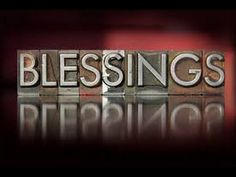 "Living a Life of Blessing is when you're actively seeking opportunities 24/7 to be a blessing in the lives of others. Watch the video ""Living a Life of Blessing"". http://youtu.be/zxST-lVyFSc"