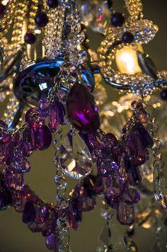 ZsaZsa Bellagio..Sparkling crystal.  TG