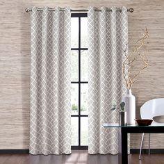 Colordrift Misha Window Panel - 52'' x 95''