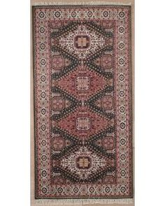 This beautiful Handmade Knotted Rectangular rug is approximately 5 x 10 New Contemporary area rug from our large collection of handmade area rugs with Persian Heriz style from India with Wool Contemporary Area Rugs, Rectangular Rugs, Persian Rug, Colorful Backgrounds, Wool Rug, Antiques, Handmade, India, Interior Design