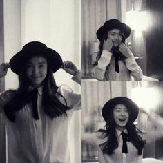 #JESSICA #JUNG #FASHIONABLE #BEAUTIFUL #HAT ❤❤❤