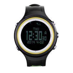 Sunroad Smartwatch Wasserdichte Outdoor Sport Smart uhr Männer Digitale Backlit Schrittzähler Höhenmesser Barometer Thermometer Kompass //Price: $US $118.85 & FREE Shipping //     #smartuhren