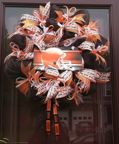 Baseball Wreaths For Front Door
