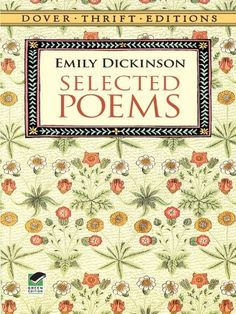 Selected Poems (Dover Thrift Editions) by [Dickinson, Emily]