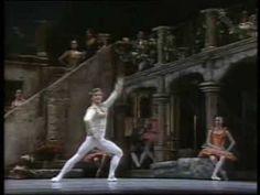 Ballet Don Quixote Solo Masculino  Bailarino: Mikhail Baryshnikov  Muitoo Bom...
