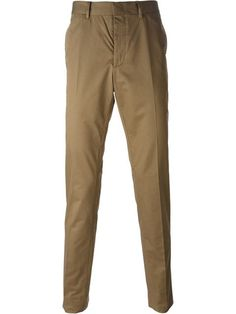 LANVIN Chino Trousers. #lanvin #cloth #trousers